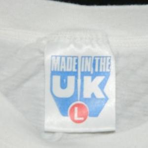 Vintage DAVID SANBORN BAND WORLD TOUR '86/'87 T-Shirt 80s