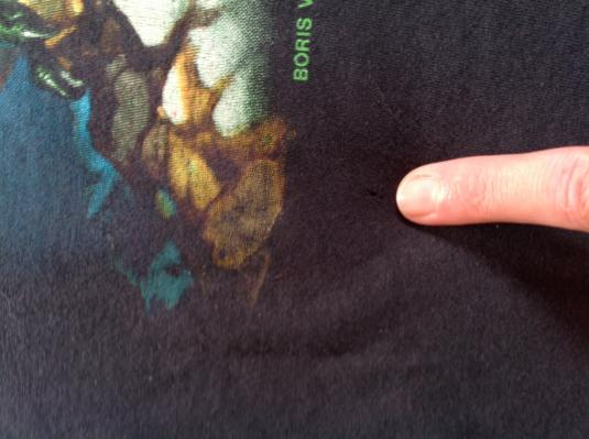 Vintage BORIS VALLEJO Fantasy T-Shirt 80s dragon print