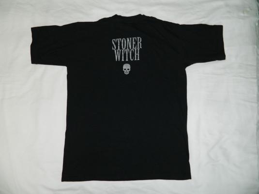 Vintage MELVINS STONER WITCH 1994 T-Shirt XL ORIGINAL tour