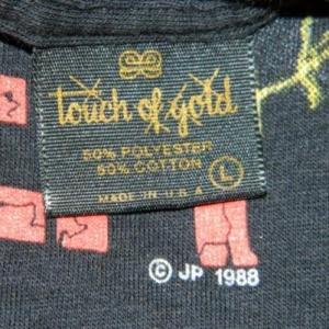 Vintage JUDAS PRIEST 1988 I'M A ROCKER T-Shirt tour 80s