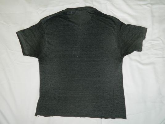 Vintage SEX PISTOLS 80S T-Shirt Sid Vicous
