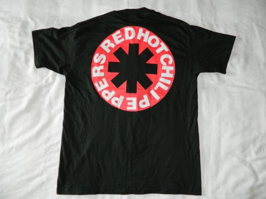 Vintage NOS RED HOT CHILI PEPPERS 1992 T-Shirt tour