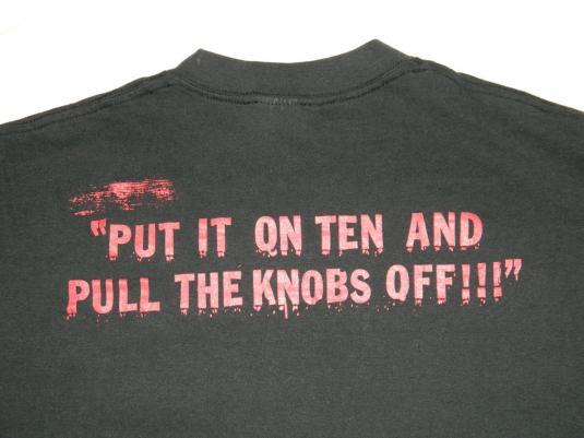 Vintage JUNKYARD 1989 HOLLYWOOD T-Shirt