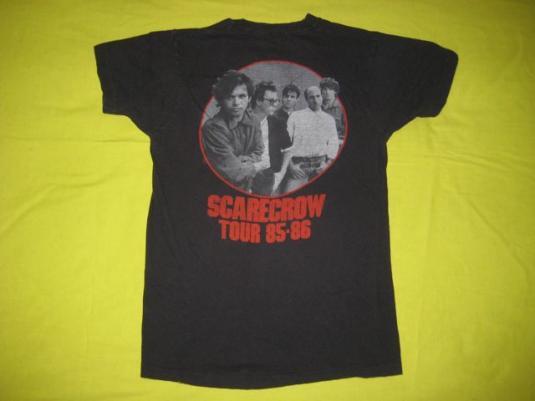 vintage JOHN COUGAR MELLENCAMP 1985 TOUR T-Shirt concert 80s