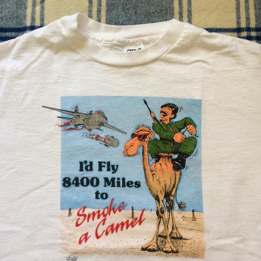 Vintage Saddam Hussein Shirt
