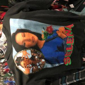 Vintage 1995 Selena Tshirt