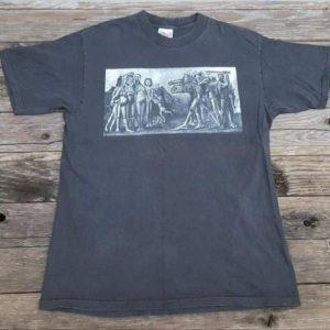 Rare Vtg. 1993 nirvana X picasso T shirt