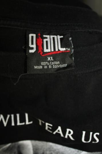 Vintage 90s Joy Division Love Will Tear Us Apart T Shirt