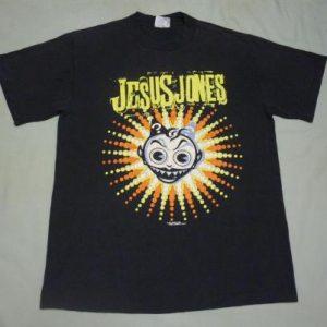 Vtg 1991 Jesus Jones 'Doubt Tour' tee
