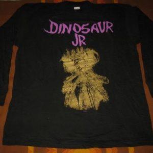 1992 DINOSAUR JR BUG VINTAGE T-SHIRT SST RECORDS J MASCIS