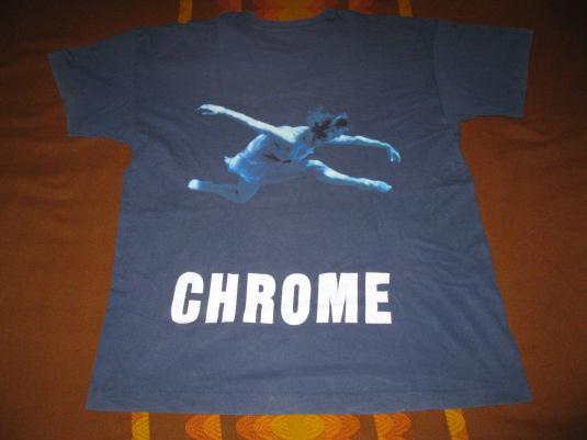 1993 CATHERINE WHEEL CHROME VINTAGE T-SHIRT SHOEGAZE