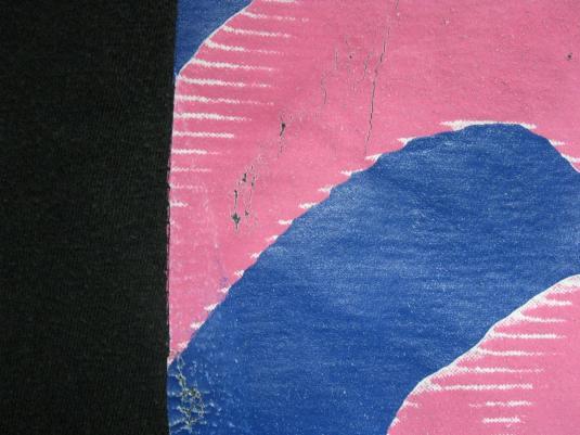 1989 NINE INCH NAILS – PRETTY HATE MACHINE – VINTAGE T-SHIRT