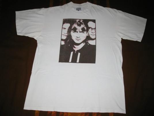 1993 JULIANA HATFIELD THREE VINTAGE T-SHIRT