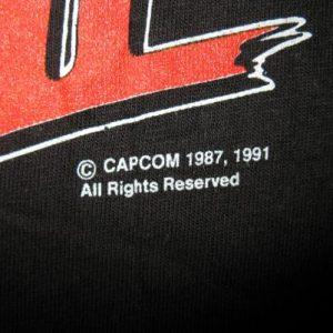 1991 STREET FIGHTER II VINTAGE T-SHIRT RYU CAPCOM