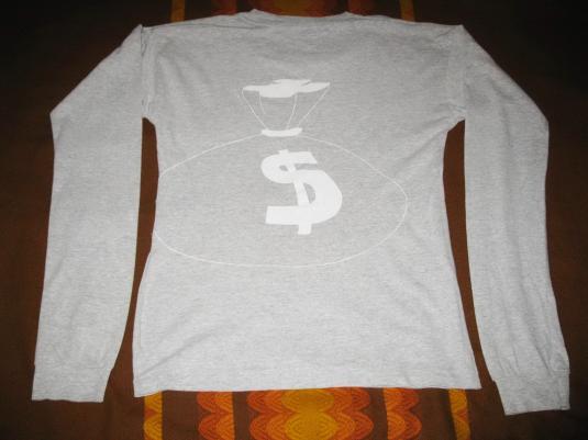 1991 TEENAGE FANCLUB BANDWAGONESQUE VINTAGE T-SHIRT