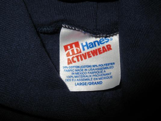 1993 SALT N PEPA VERY NECESSARY VINTAGE SWEAT SHIRT HOODIE