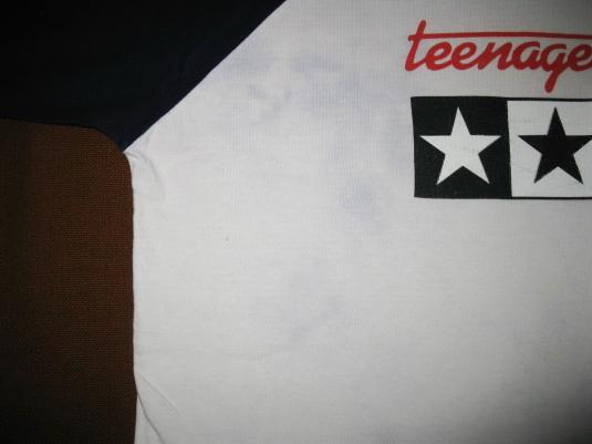 1995 TEENAGE FANCLUB GRAND PRIX VINTAGE T-SHIRT