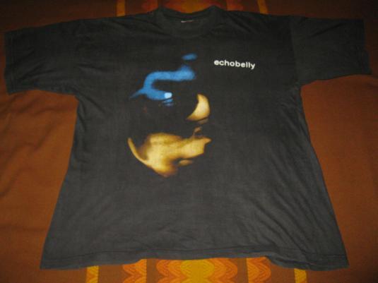 1994 ECHOBELLY INSOMNIAC VINTAGE T-SHIRT BRITPOP