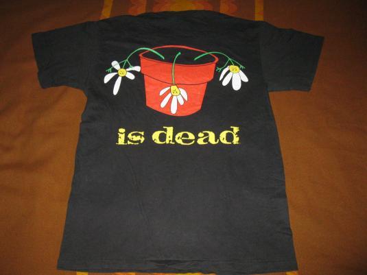 1991 DE LA SOUL IS DEAD VINTAGE T-SHIRT