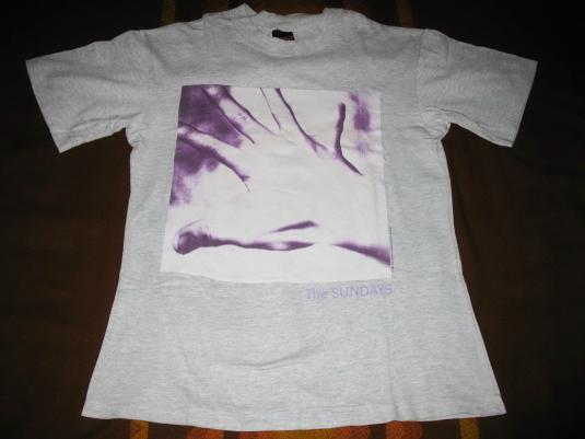 1993 THE SUNDAYS GOODBYE VINTAGE T-SHIRT SHOEGAZE
