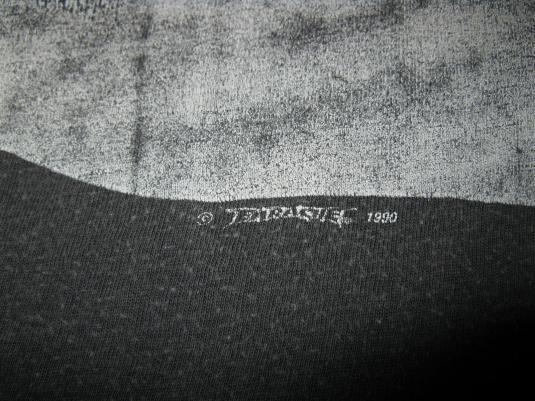 1990 GODFLESH STREETCLEANER VINTAGE T-SHIRT JESU