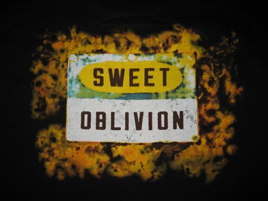 1992 SCREAMING TREES SWEET OBLIVION VINTAGE T-SHIRT SEATTLE
