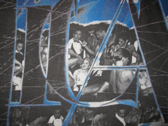 1992 MADONNA EROTICA VINTAGE T-SHIRT