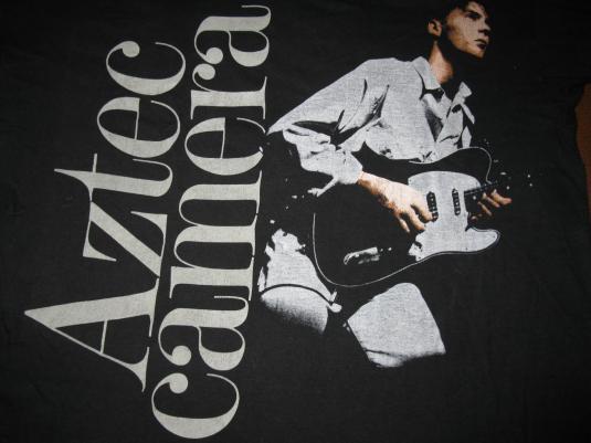 1988 AZTEC CAMERA SUMMER 88 VINTAGE T-SHIRT
