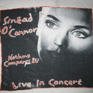 1990 SINEAD O' CONNOR CONCERT VINTAGE T-SHIRT