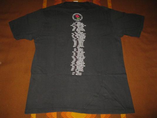 1989 BANANARAMA WORLD TOUR VINTAGE T-SHIRT