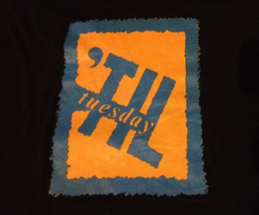1986 TIL TUESDAY WELCOME HOME VINTAGE T-SHIRT AIMEE MANN