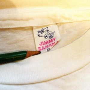 1990 THE LEMONHEADS FAVORITE SPANISH DISHES VINTAGE T-SHIRT