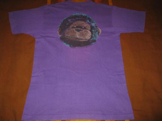 1991 DINOSAUR JR THE WAGON VINTAGE T-SHIRT
