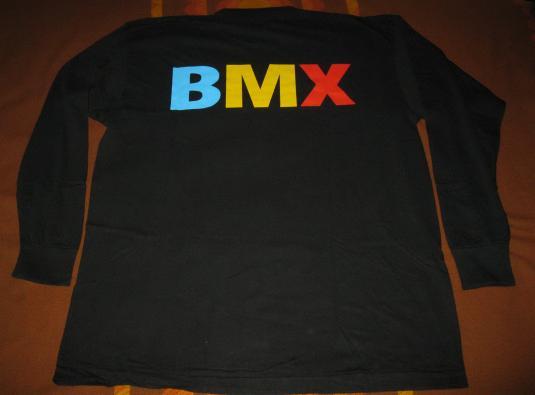1990 BMX BANDITS C86 VINTAGE T-SHIRT TEENAGE FANCLUB