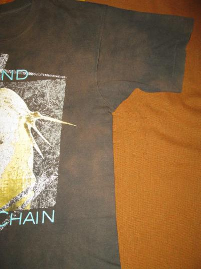 1992 JESUS AND MARY CHAIN HONEY'S DEAD JAPAN VINTAGE T-SHIRT