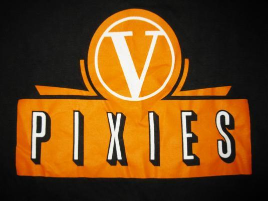 1990 PIXIES VELOURIA VINTAGE T-SHIRT