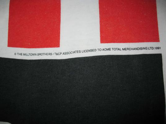 1991 MILLTOWN BROTHERS WHICH WAY SHOULD I JUMP VTG T-SHIRT