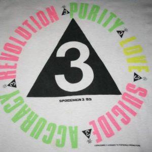 1989 SPACEMEN 3 REVOLUTION VINTAGE T-SHIRT SPIRITUALIZED
