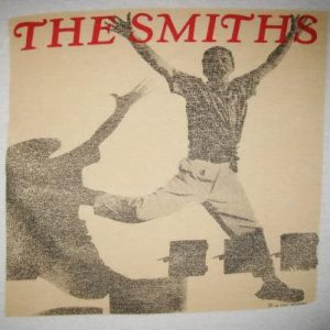 1985 THE SMITHS BOY WITH THE THORN VINTAGE T-SHIRT MORRISSEY