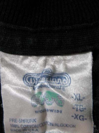 1996 COCTEAU TWINS MILK & KISSES VINTAGE T-SHIRT SHOEGAZE