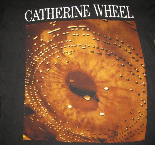 1992 CATHERINE WHEEL FERMENT VINTAGE T-SHIRT SHOEGAZE