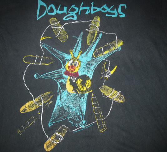 1993 DOUGHBOYS CRUSH VINTAGE T-SHIRT