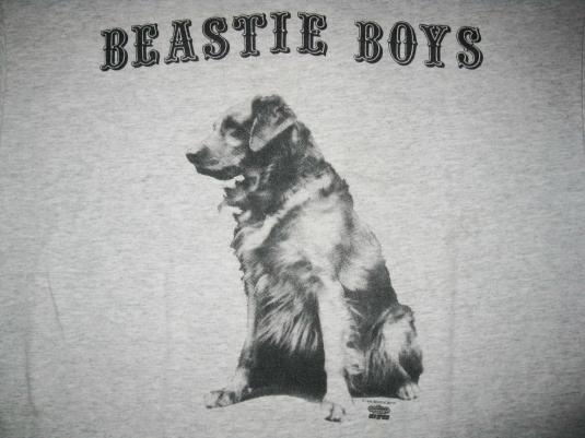 1994 BEASTIE BOYS SOME OLD BULLSHIT VINTAGE T-SHIRT