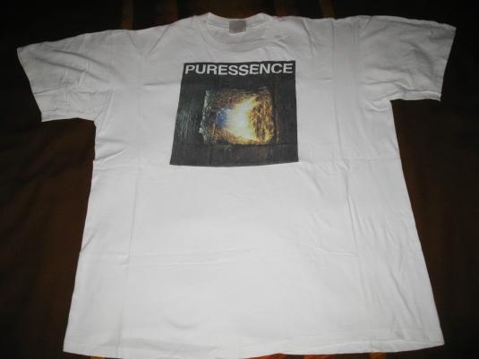 1995 PURESSENCE FIRE VINTAGE T-SHIRT