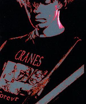 1993 CRANES FOREVER VINTAGE T-SHIRT SHOEGAZE
