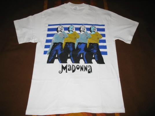 1993 MADONNA HERB RITTS VINTAGE T-SHIRT JAPAN