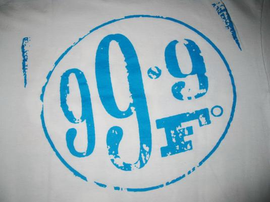 1992 SUZANNE VEGA 99.9 F VINTAGE T-SHIRT