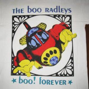 1992 THE BOO RADLEYS BOO! FOREVER VINTAGE T-SHIRT SHOEGAZE