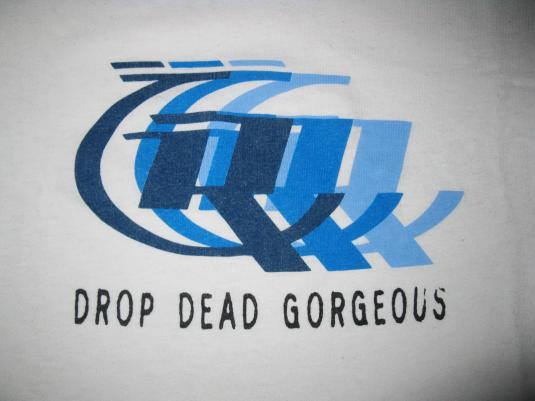 1996 REPUBLICA DROP DEAD GORGEOUS VINTAGE T-SHIRT
