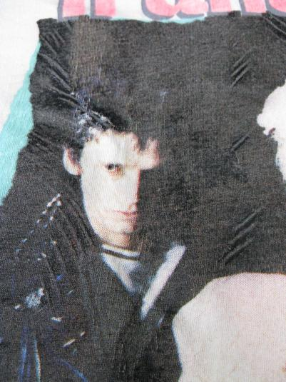 1988 TRANSVISION VAMP POP ART VINTAGE T-SHIRT